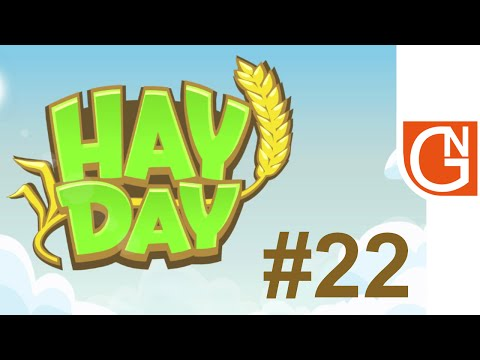 Hay Day · Let's Play #22 · Buy Saws From Tom To Remove Trees
