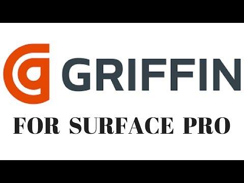 Video Review Griffin Technology Survivor Surface Pro 3 Surface Pro 4 Surface Pro 2017