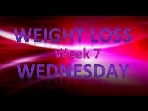 Weight loss Wednesday week 7 recap with weightwatchers