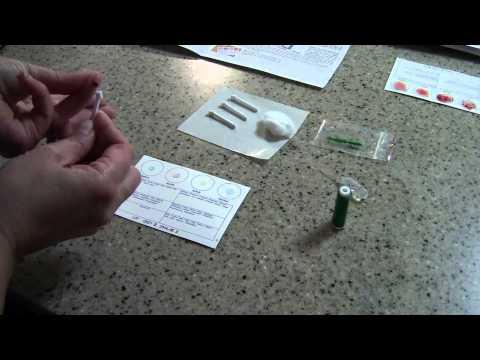 Eldon Home Blood Test Kit