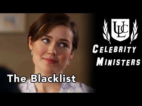 The Blacklist - Lizzie Gets (Re)-Married by a ULC Minister