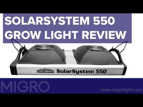 California lightworks Solarsystem 550 review
