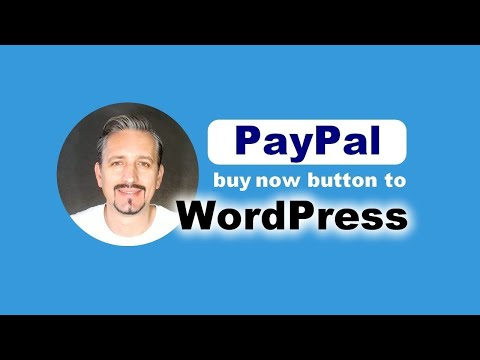 Add PayPal Button To WordPress: FREE Plugin To Accept Payments With WordPress