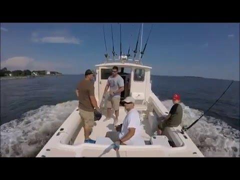 Southport Spanish Mackerel Fishing