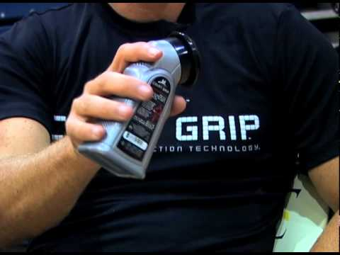 How to Apply Mission COURT GRIP™