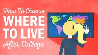 Download How to Choose Where to Live After College Video