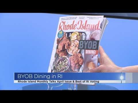 RI Monthly talk about latest issue