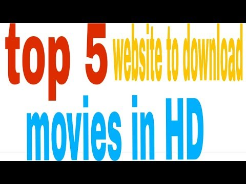 Top 5 website of movies download in HD quality