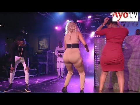 Xxx Mp4 Show Ya Diamond Iliyovunja Rekodi Marekani Promota Anasema Watu 500 Walikosa Nafasi 3gp Sex