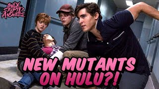 Download Could New Mutants Move to Hulu!? (Possible Future of the X-Men Films) Video