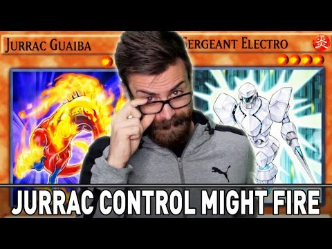 BURNING UP FOR YOU JURRAC CONTROL! | YuGiOh Duel Links PVP Mobile & Steam w/ ShadyPenguinn