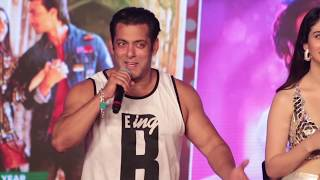 When Salman Khan Sees Aishwarya Rai At Loveratri Event