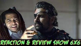 ARROW Season 6 Episode 6 Reaction & Recap Show! (