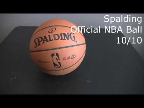 Spalding Official NBA Basketball Review