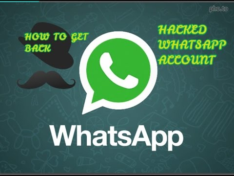How To Get Back/unhack Hacked Whatsapp Account|On CC please|