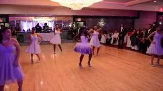 Shamara's Sweet 16 Dance Session