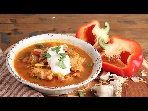 Chicken Fajita Soup Recipe   Episode 1195