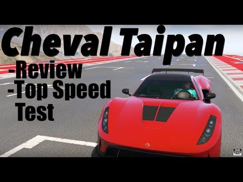 Cheval Taipan Review! (IS IT WORTH IT?)- GTA 5 Online