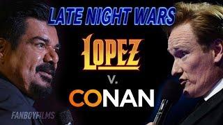 Download Late Night Wars - George Lopez v. Conan O'Brien Video
