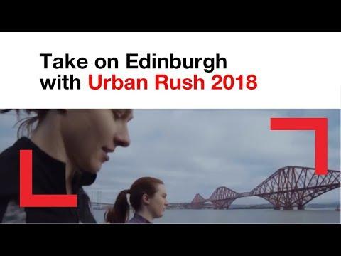 Take on Edinburgh with Urban Rush 2018   events   Shelter