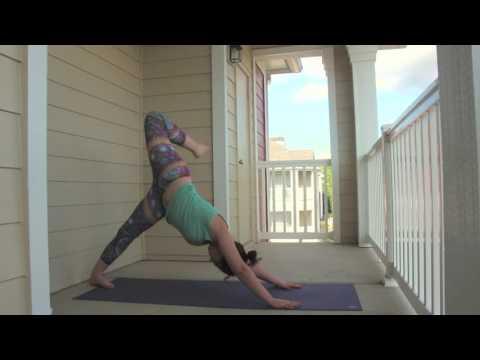 Intermediate Gentle Yoga Practice with Backbends/Balance