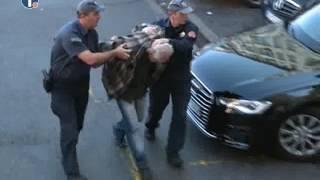 Hapšenje u Crnoj Gori