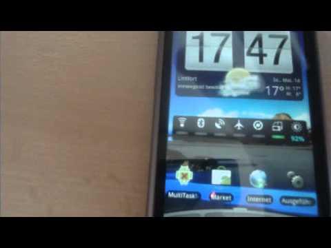 Htc Desire Lockscreen app