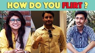 Bolo Pakistan   How do you flirt?   MangoBaaz