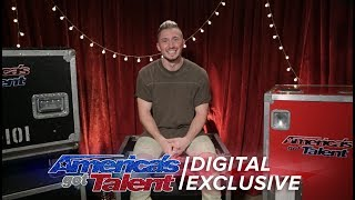 Magician Tom London Chats About His Dreams of Being on the AGT Stage - America