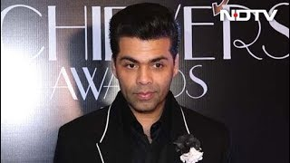 Karan Johar On Hosting Kangana Ranaut On His New TV Show