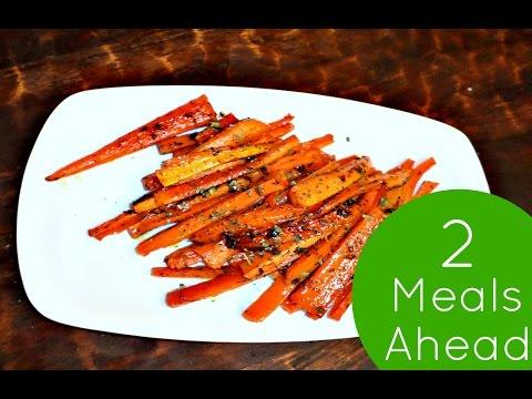 How To Make Carrots | Easy, & Kid Friendly Honey Glazed Carrots