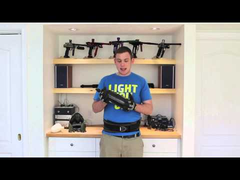 Getting Into Paintball: your first gun