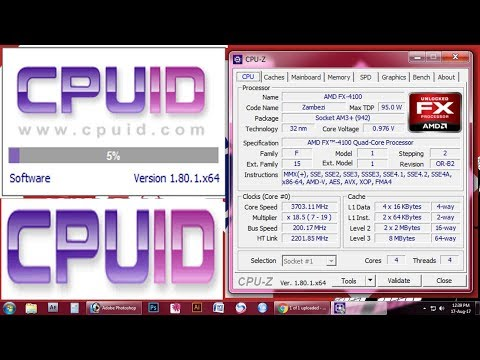 Check Computer Information With CPUID   CPUZ   System Info   Full Tutorial