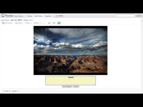 How to add an image to Google Images
