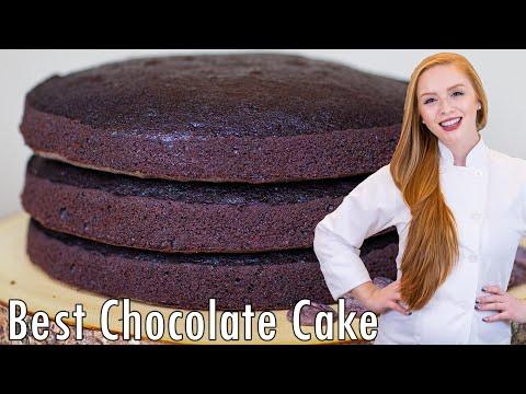 Best Chocolate Cake Recipe - Back To Cake Basics