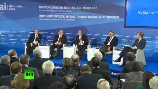 Владимир Путин: Мы помогли Виктору Януковичу выехать в Россию из Крыма
