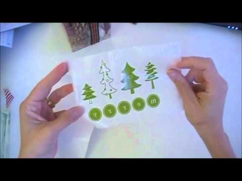 Stampin' Up! Home Decor Elements and Glass Block Ideas