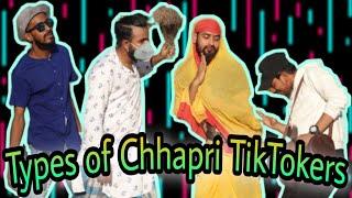 Types Of Chhapri TikTokers in Kolkata - YouTube vs TikTok The End   By TCI