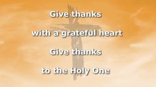 Give Thanks, Instrumental