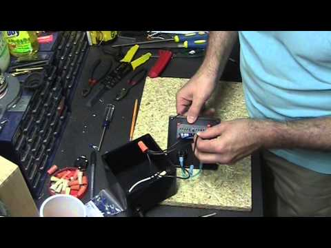 Fermentation Control Wiring