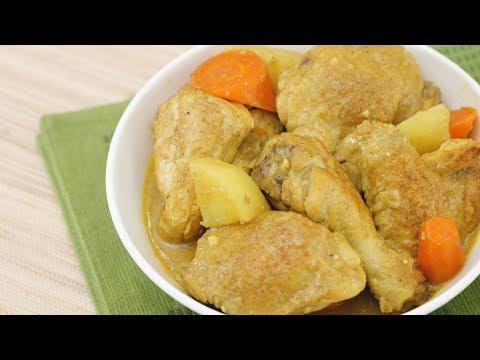 Easy Chicken Curry Recipe | Yummy Ph