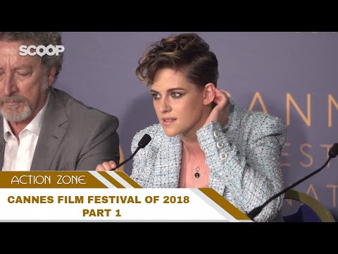 Cannes Film Festival of 2018 - Part 1 | Red Carpet Cannes 2018 | Action Zone