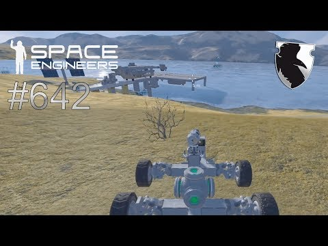 FINDING ORES :: Space Engineers Survival :: Ep. 642