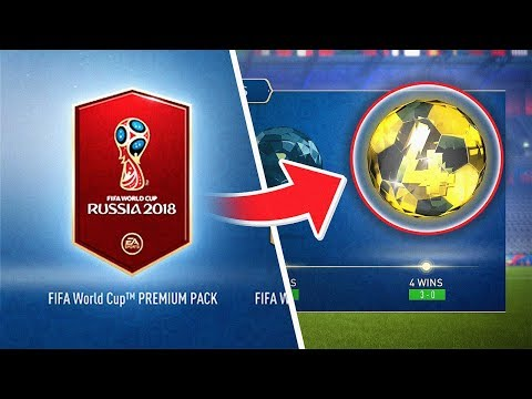 WHAT HAPPENS WHEN YOU WIN THE WORLD CUP DRAFT! (Offline) - FIFA 18 World Cup Mode