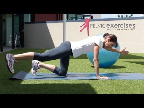Osteoporosis Exercises Advanced Core Workout