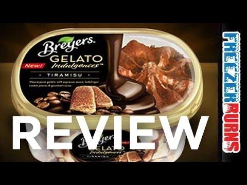 Breyers Gelato Indulgences Tiramisu Video Review: Freezerburns (Ep625)