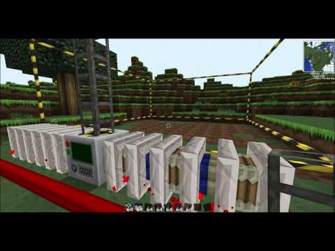 Technic/Tekkit Tutorial 1: Quarries