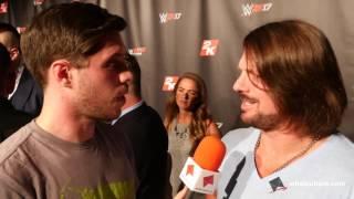 Adam vs AJ Styles - Summerslam 2016
