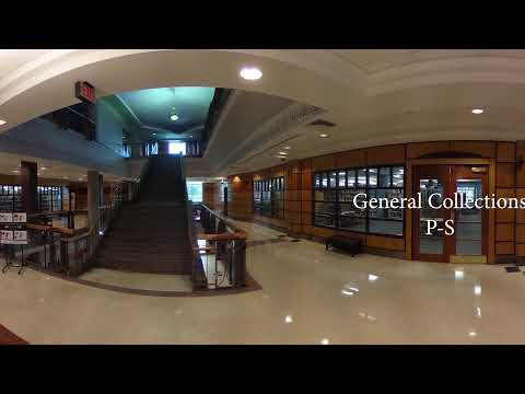 360° Tour of Mississippi State University's Mitchell Memorial Library