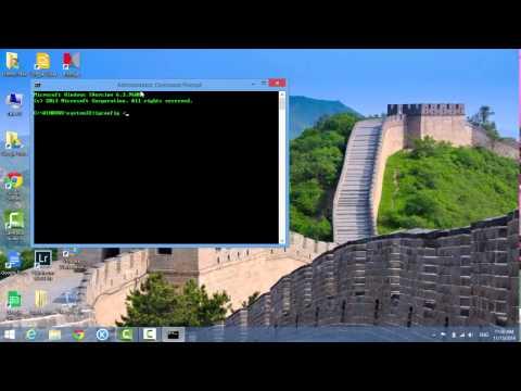 Windows 8.1 Command Prompt Ipconfig Explained